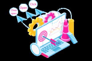Báo cáo chiến dịch gửi email marketing chi tiết